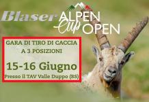Blaser Alpen Cup