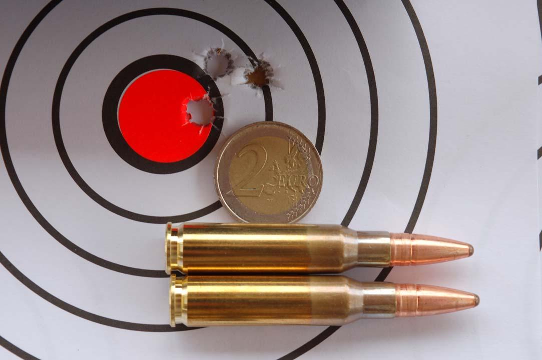 munizioni hasler