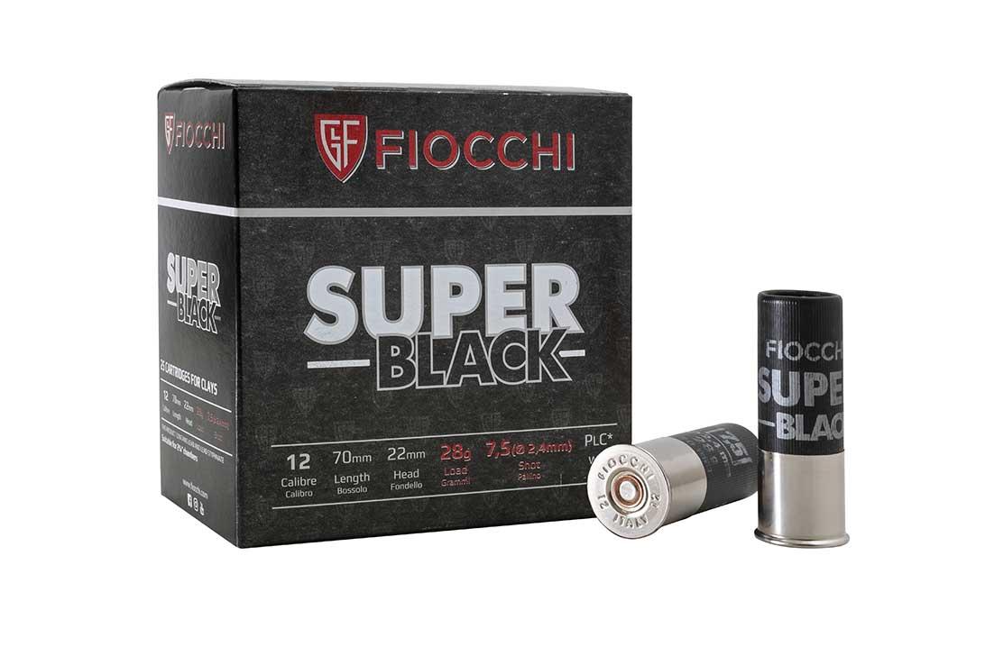 fiocchi munizioni super black 28