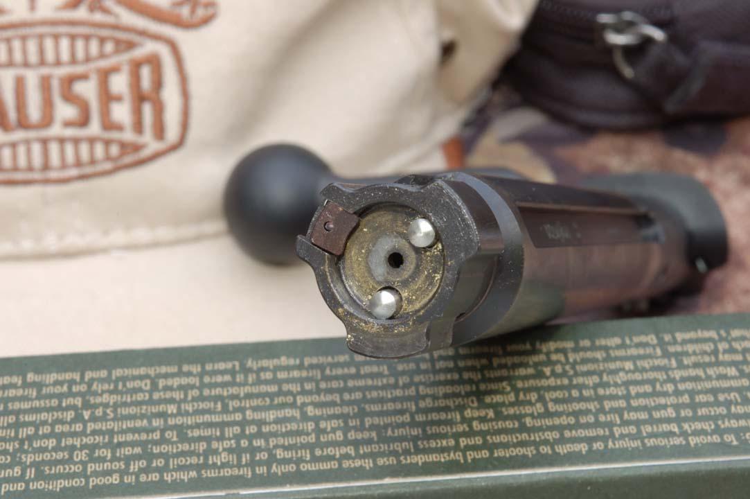 otturatore Mauser M18