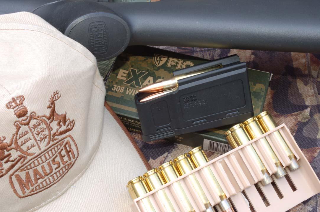 Caricatore Mauser M18