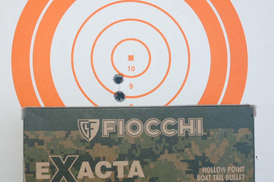fiocchi exacta Mauser m18