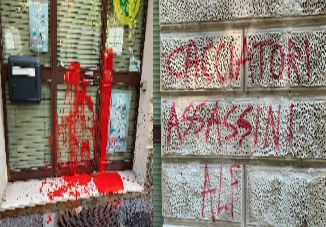 Atti vandalici