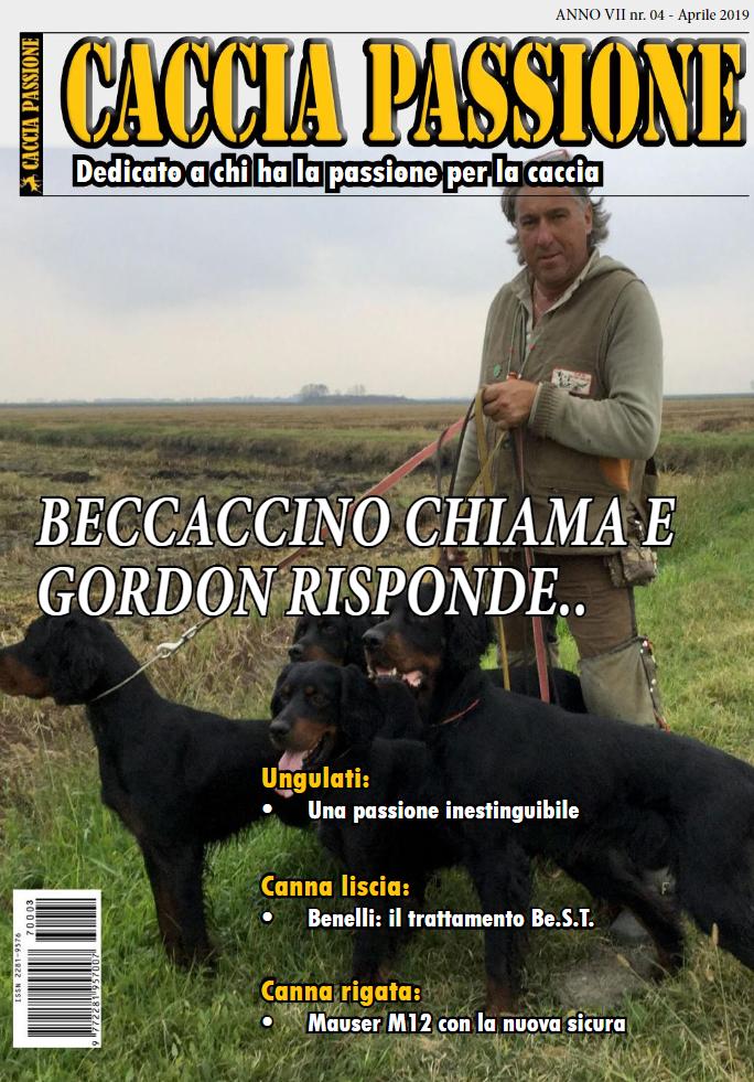 rivista caccia passione marzo aprile 2019