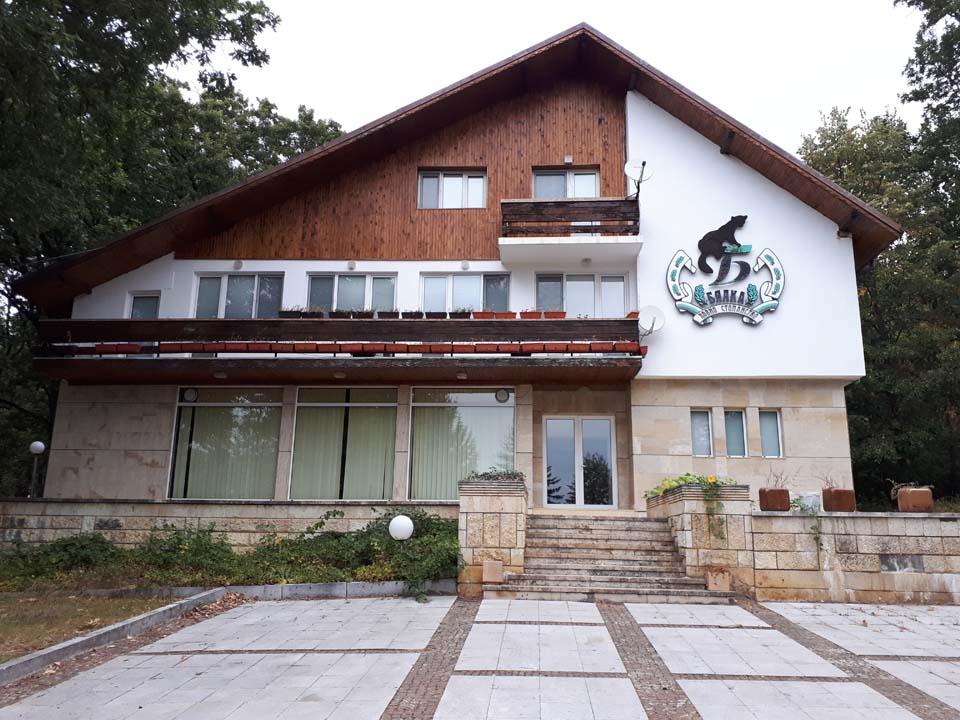 casa di caccia bulgaria