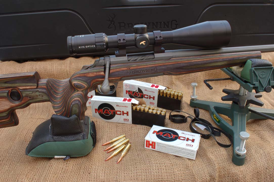 Browning X-Bolt GRS Pro Long Range in 6,5 Creedmoor