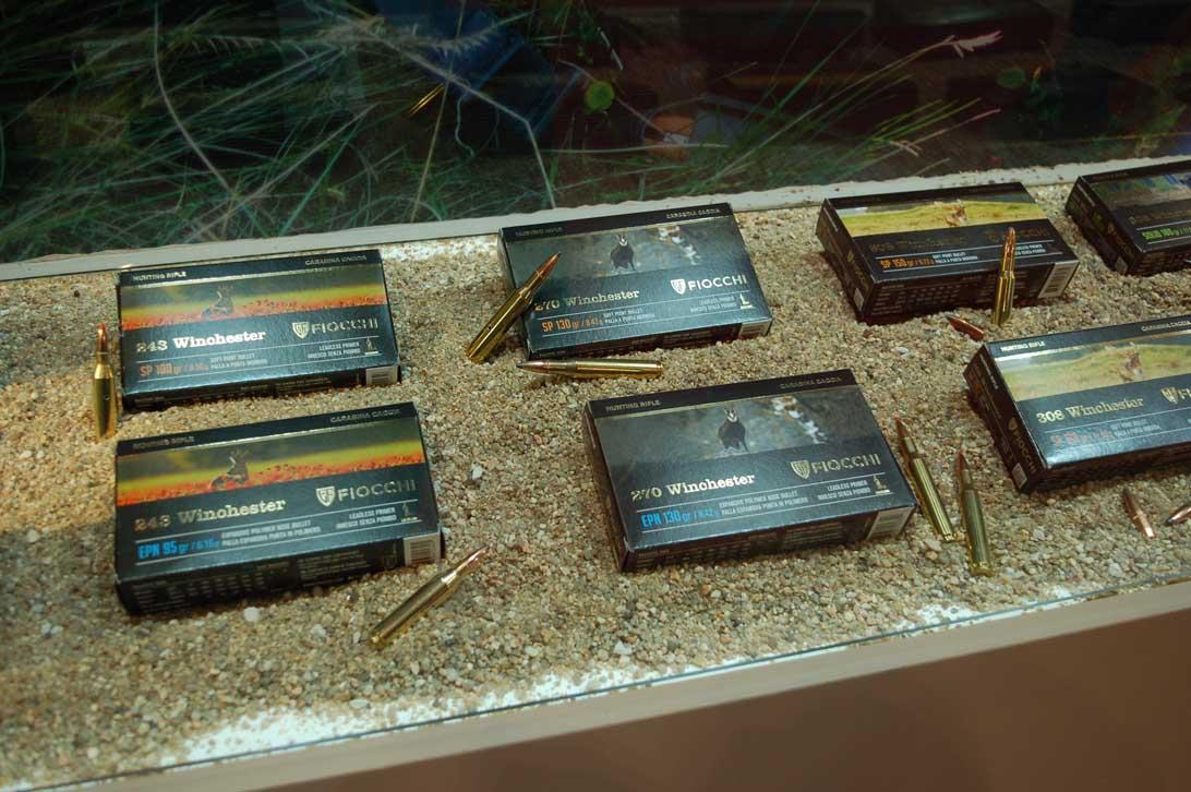 fiocchi munizioni da caccia