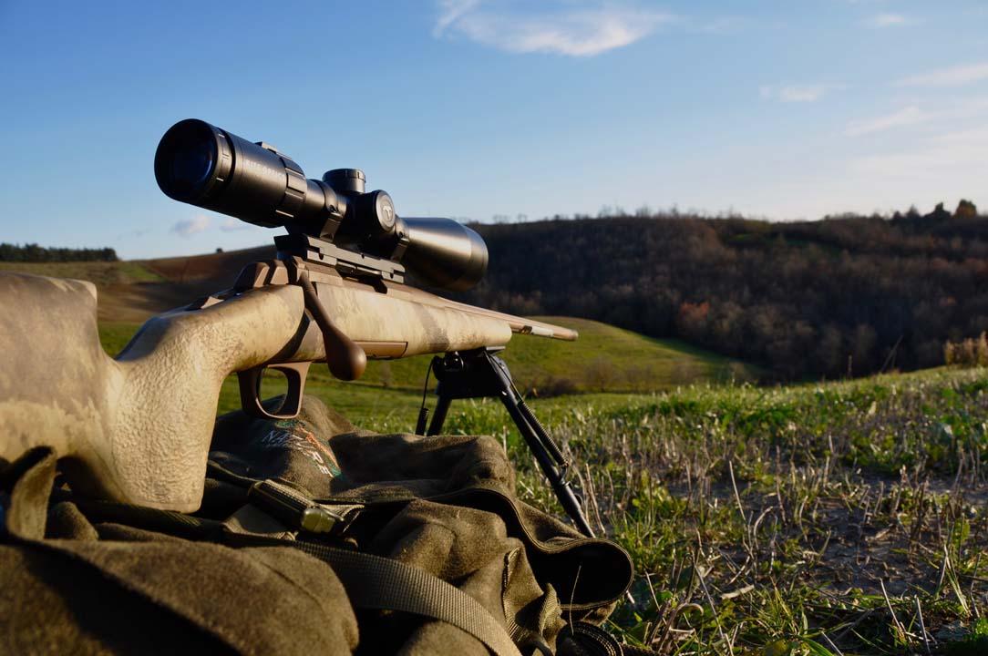 ottiche da caccia kit optics