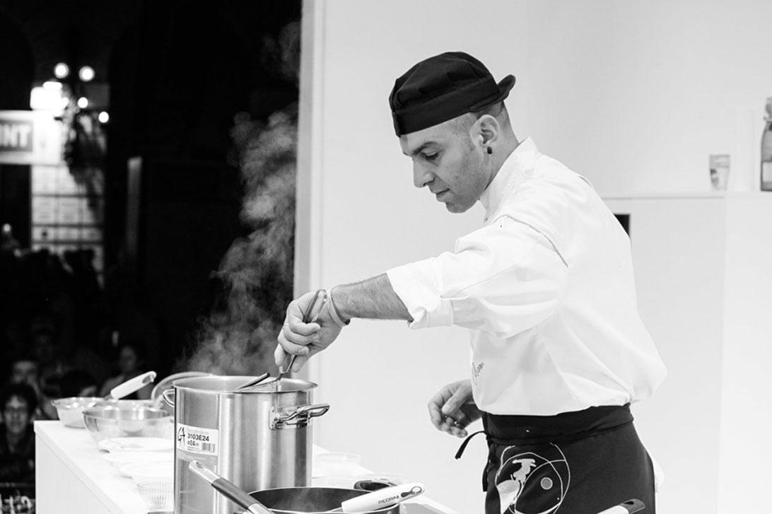 chef Roberto Dormicchi
