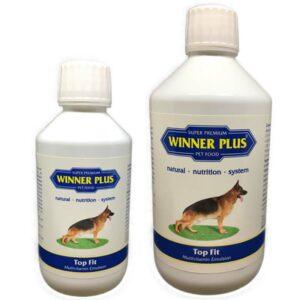 winner plus top fit pet food