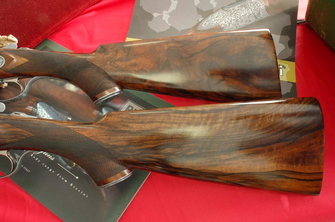 legni fucile sovrapposto rizzini regal de luxe