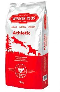 winner plus athletic pet food