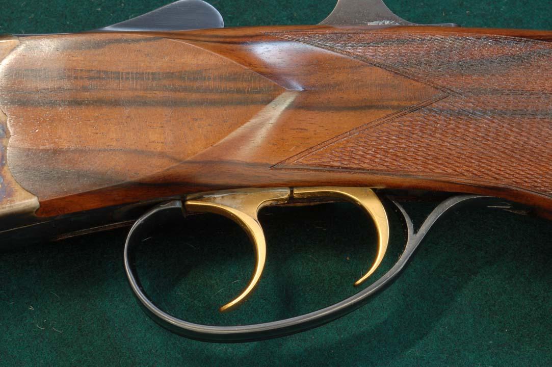 doppio grilletto fucile da caccia falco arms