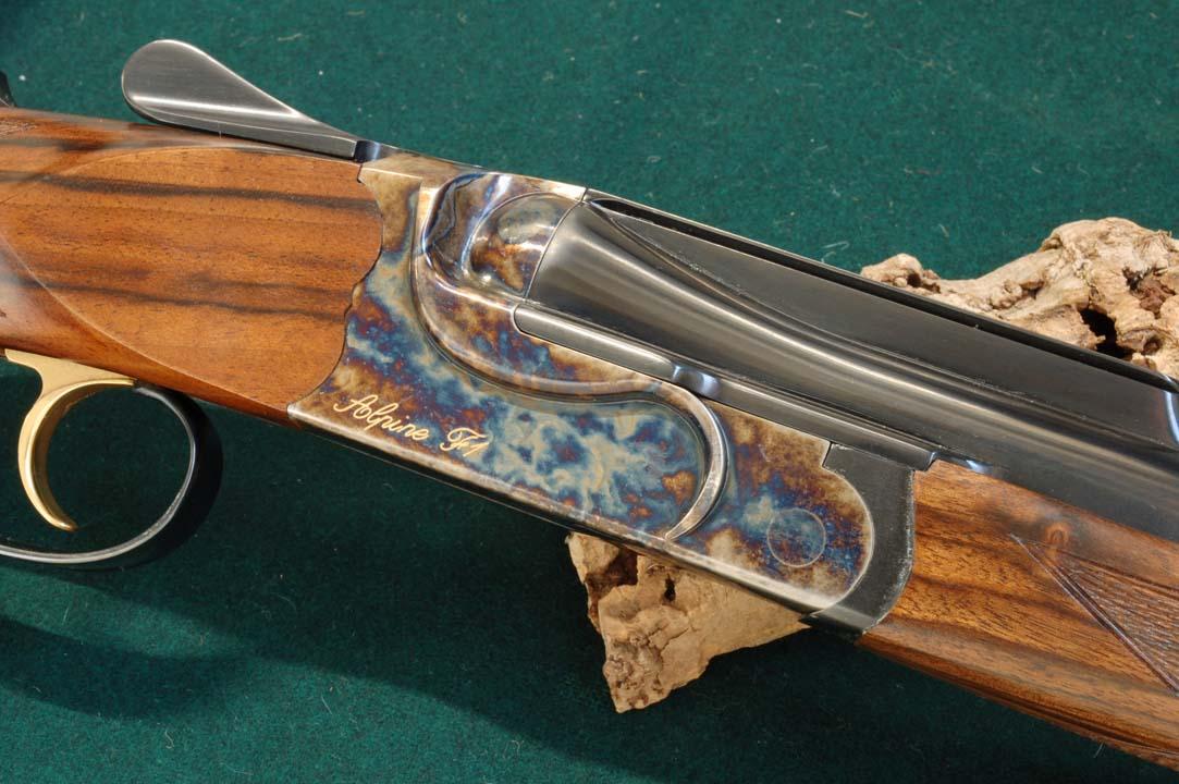 fucile da caccia canna rigata kipplauf