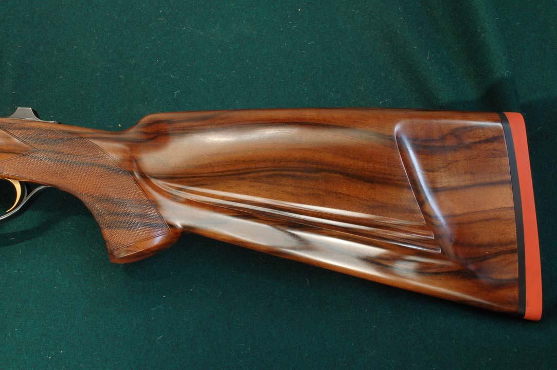 calcio legno fucile kipplauf falco arms