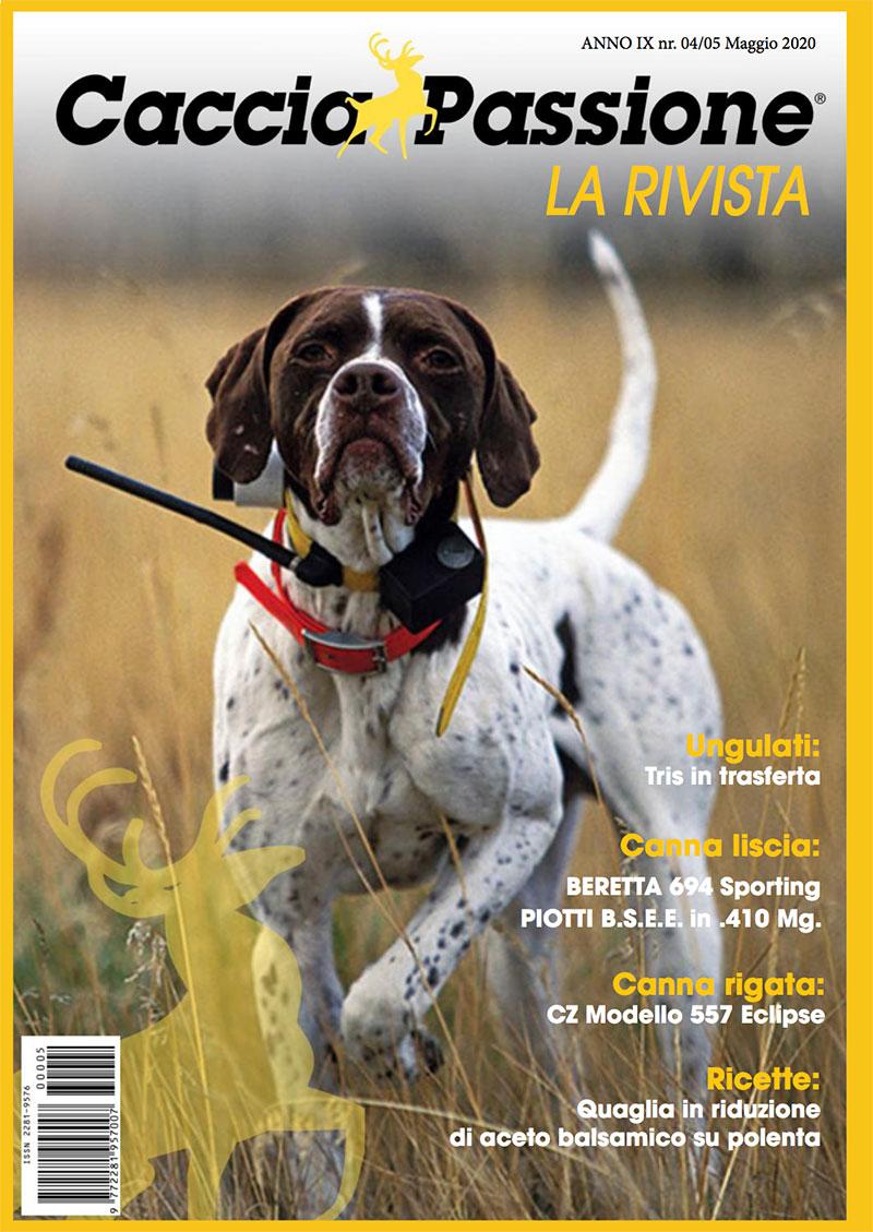 rivista caccia passione
