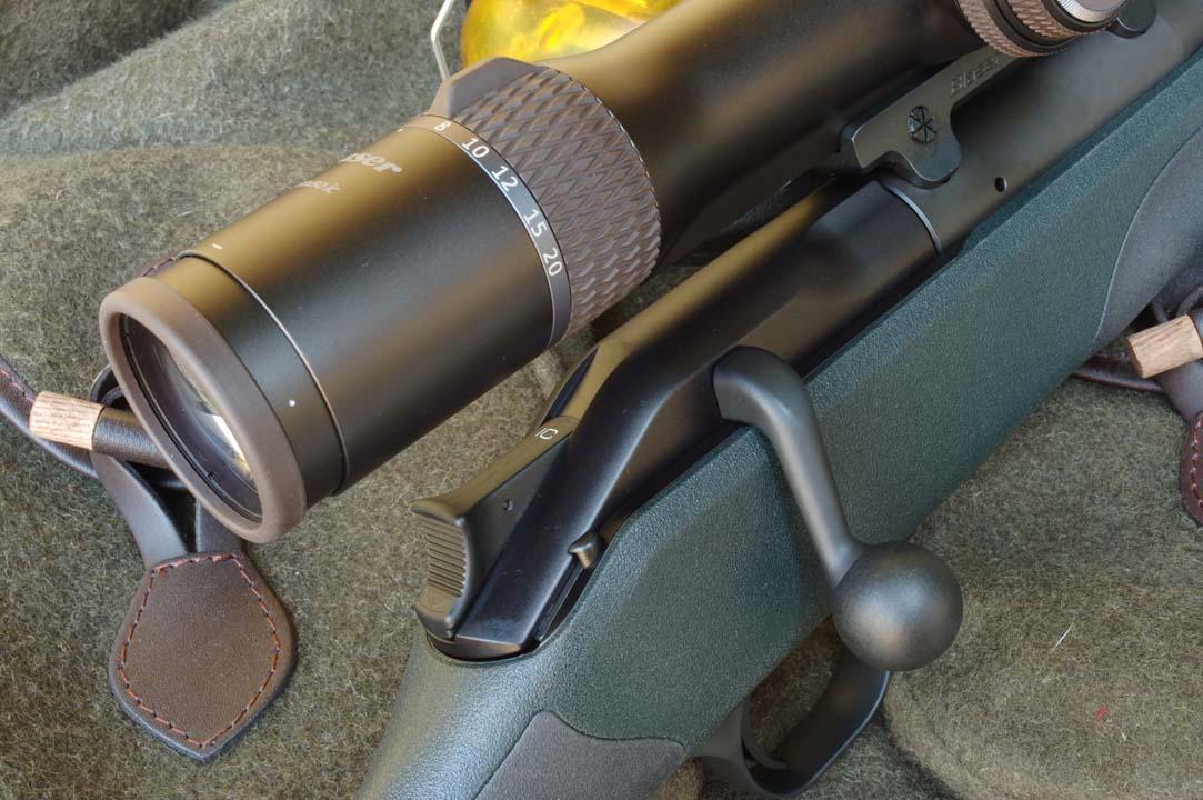 carabina da caccia blaser r8
