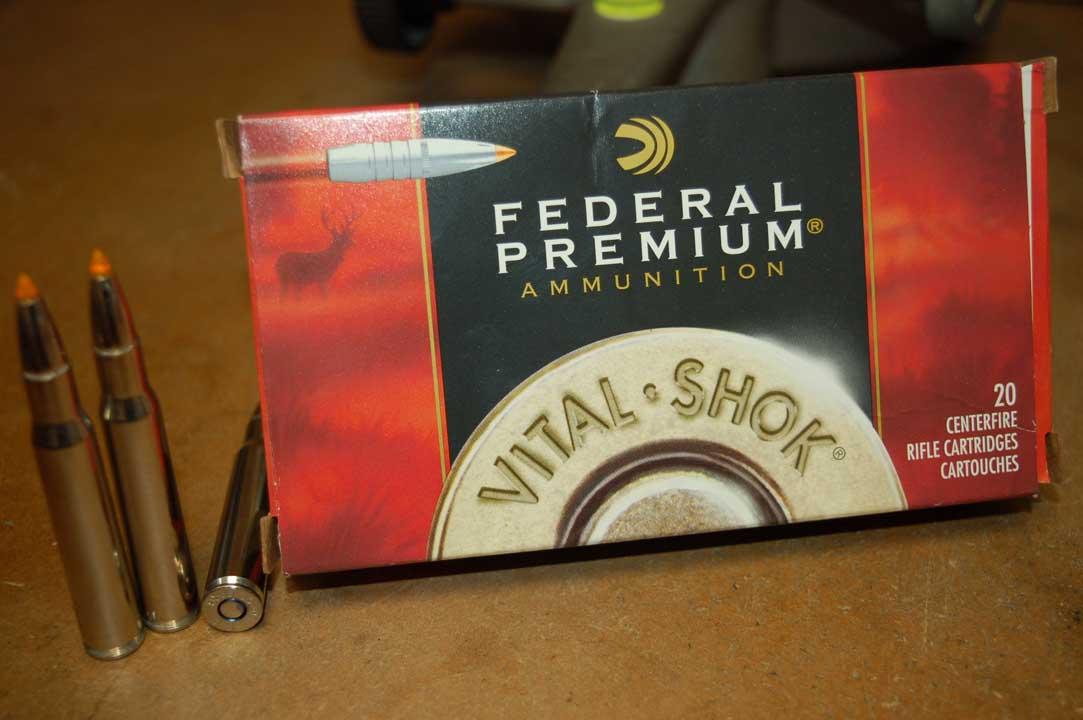 munizioni da caccia federal