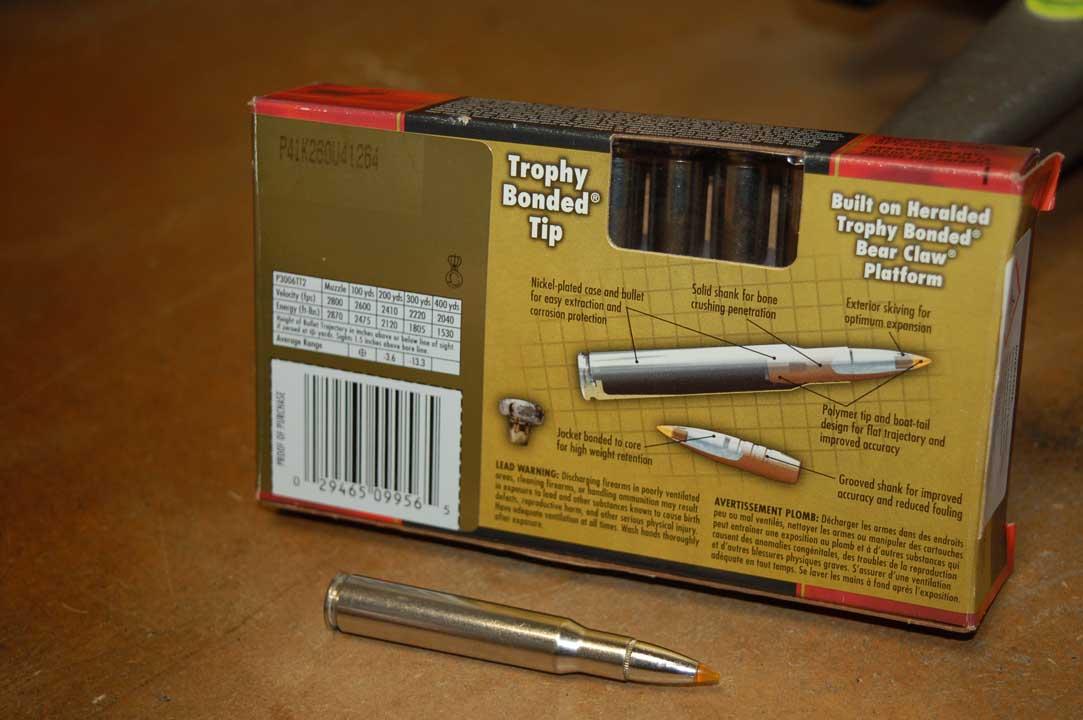 federal ammunition bullets