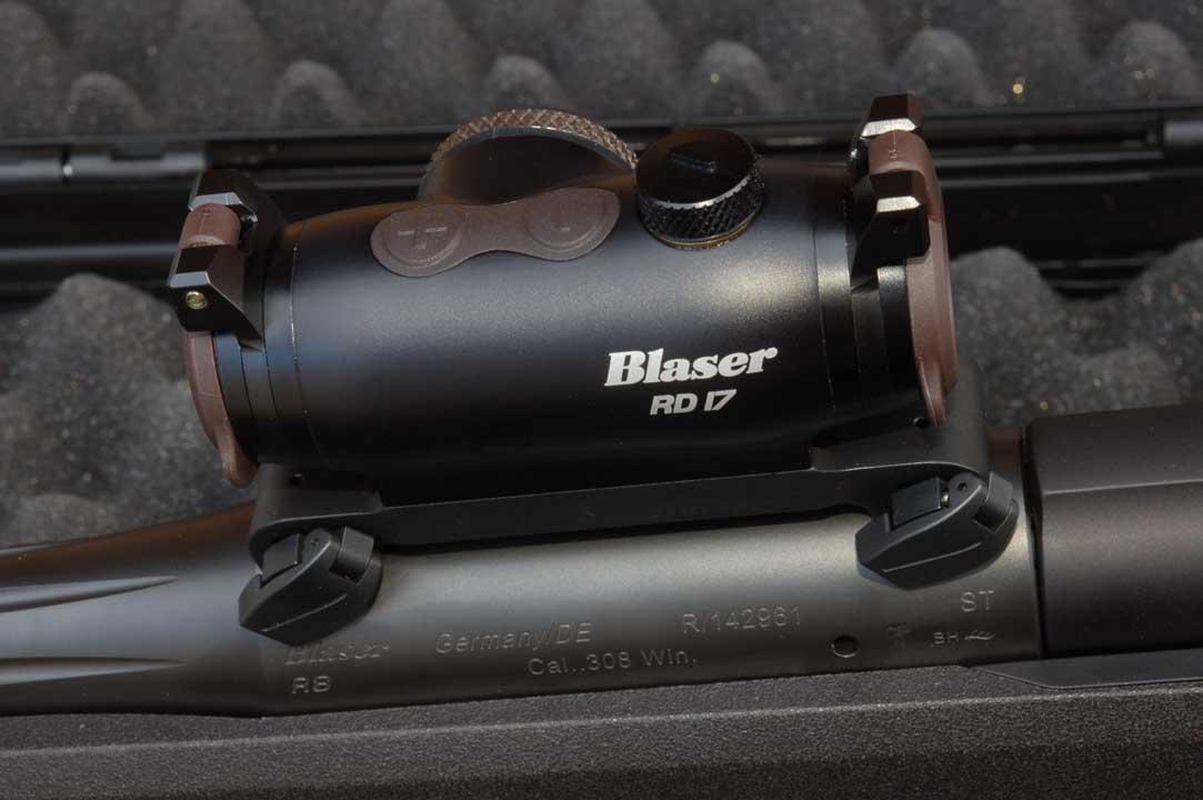 Blaser Red Dot 17