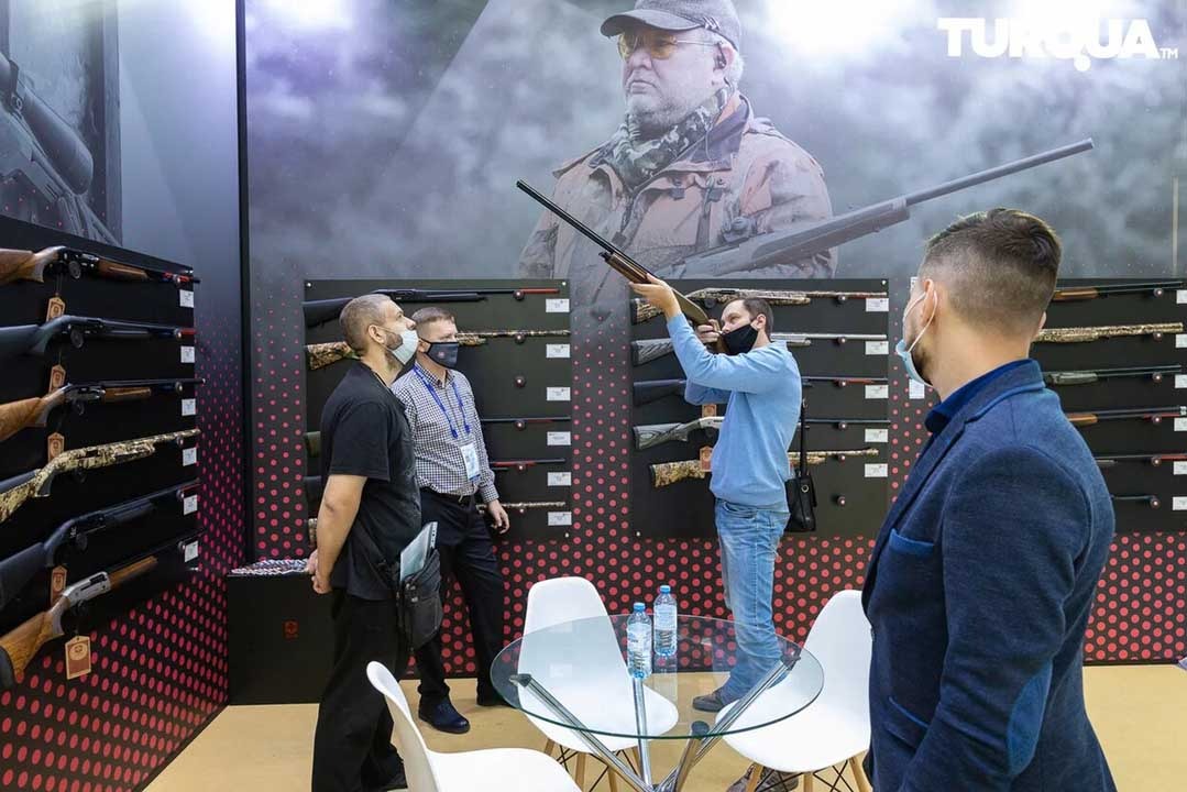 ORЁLEXPO Moscow International Trade Fair Arms Hunting Gear
