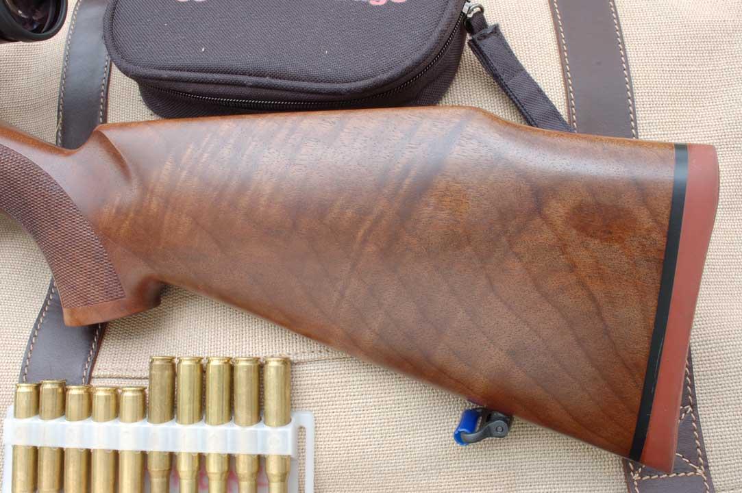 calcio legno carabina sabatti rover