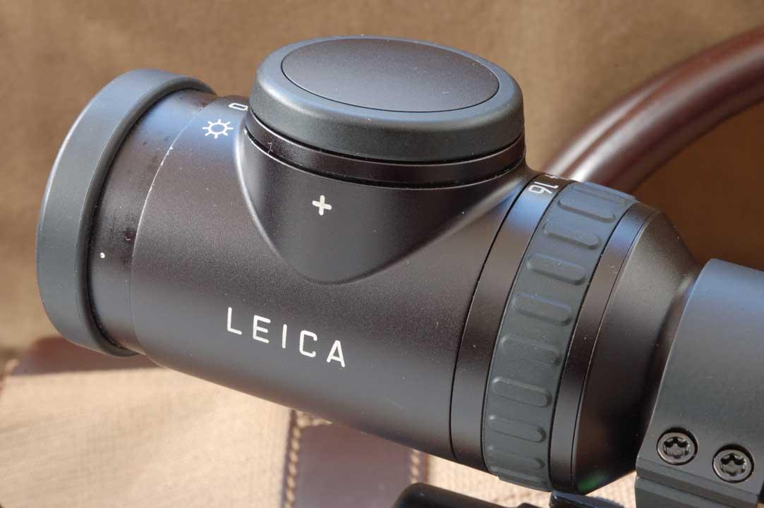 cannocchiale Leica