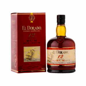rum el dorado 12 year old