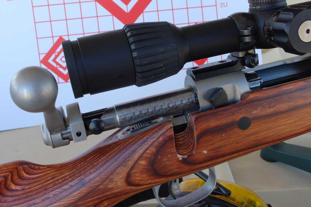 Hunting shotgun with optic savage