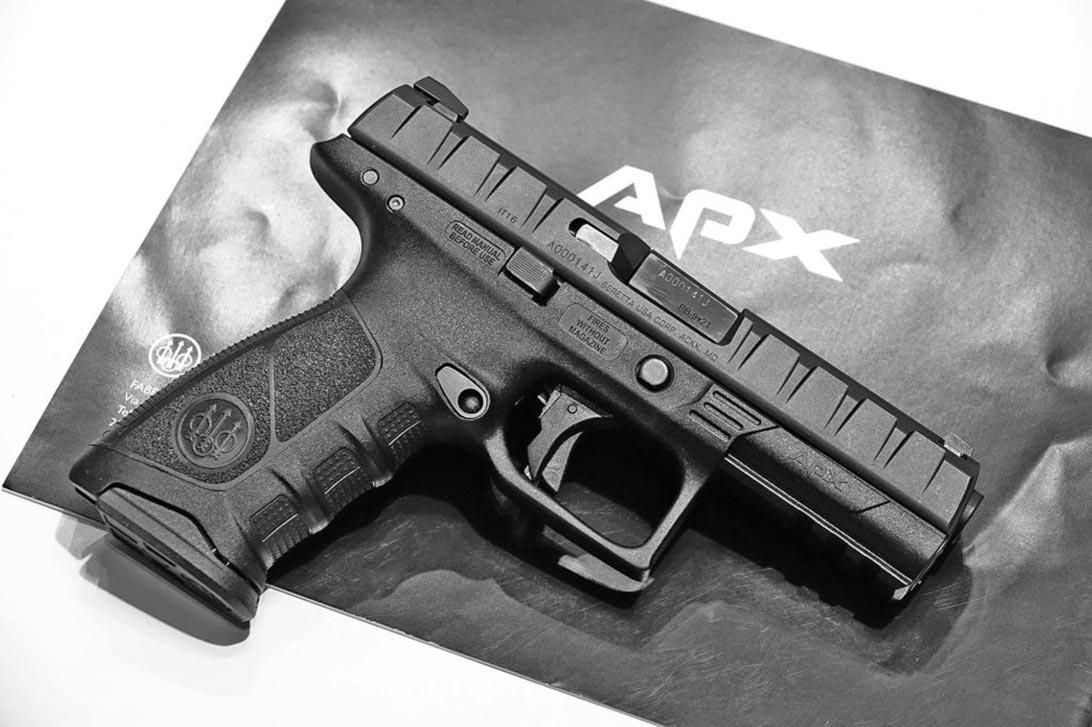 Beretta 9x19 parabellum