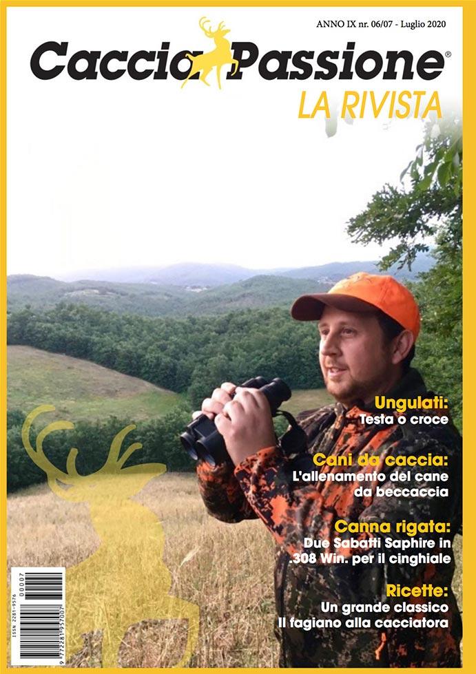 Caccia Passione magazine