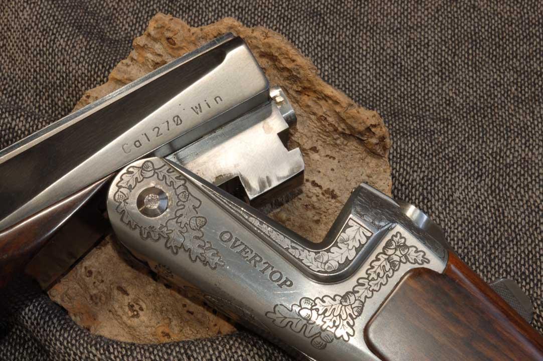 fucile monocolpo falco arms