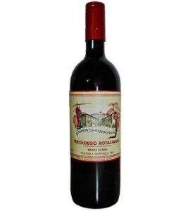 vino rosso teroldego