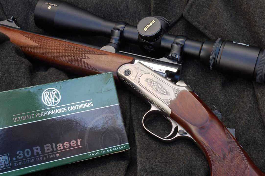 cartridge blaser .30 r