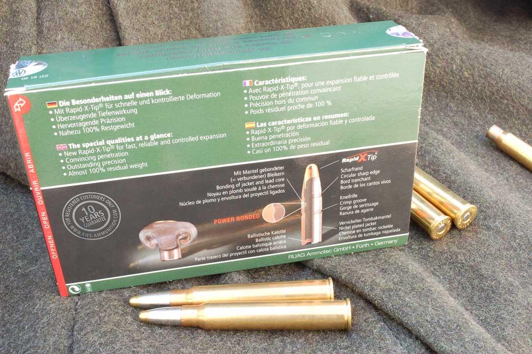 munizioni blaser