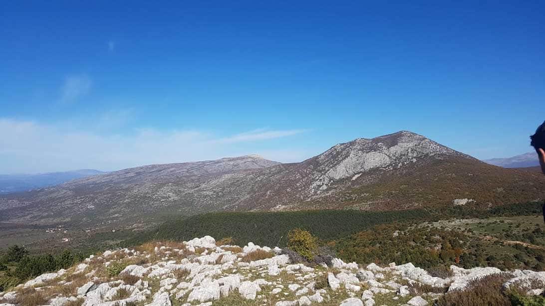 Riserva di caccia in Croazia