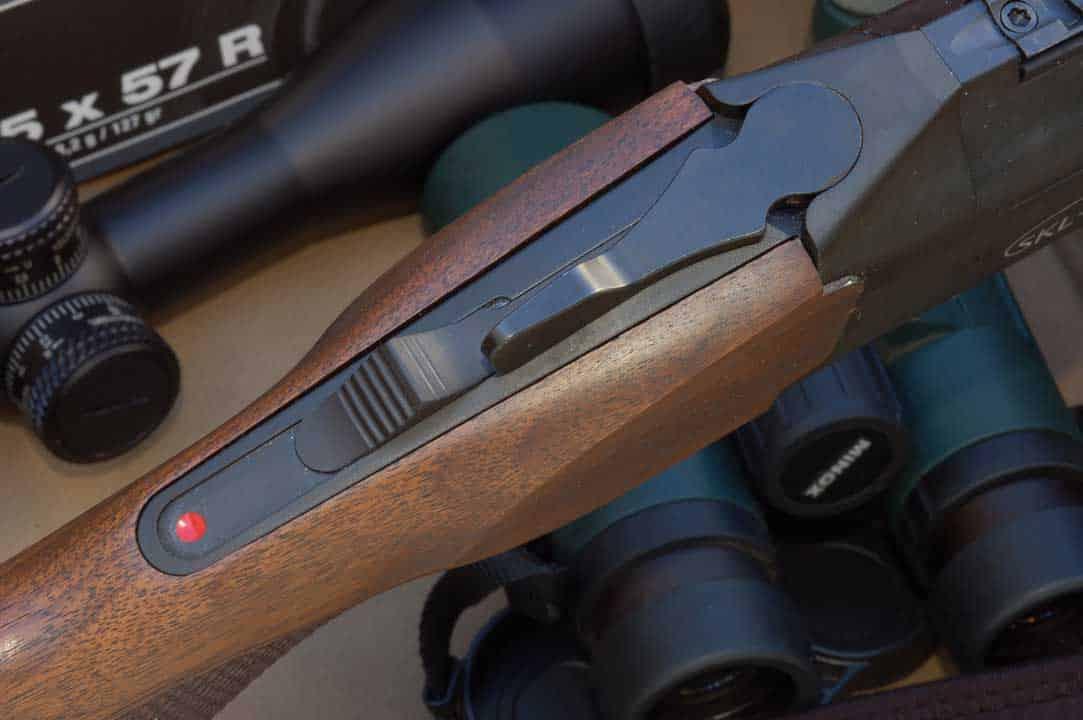 Fucile da caccia in montagna Sabatti SKL-20