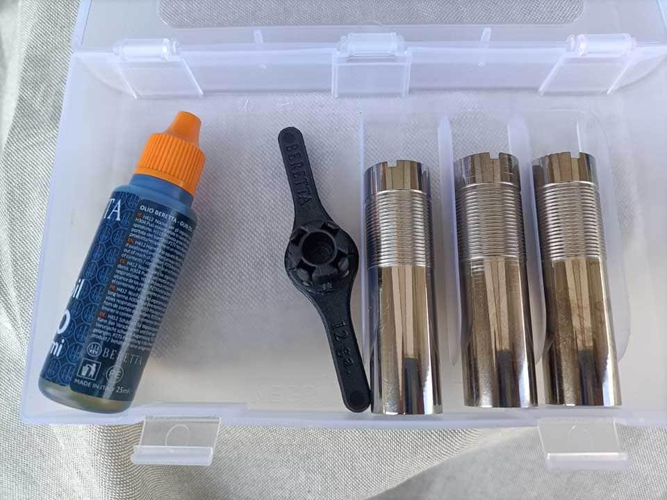 Kit Strozzatori Beretta Ultralight