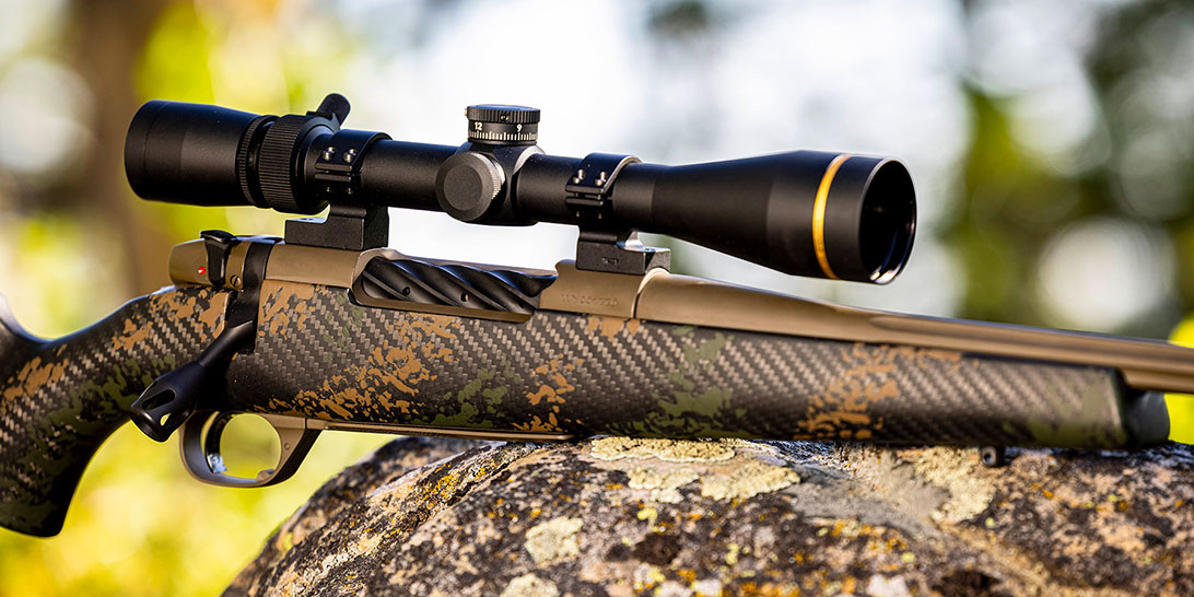 Weatherby's Backcountry Mark V® 2.0 Carbon