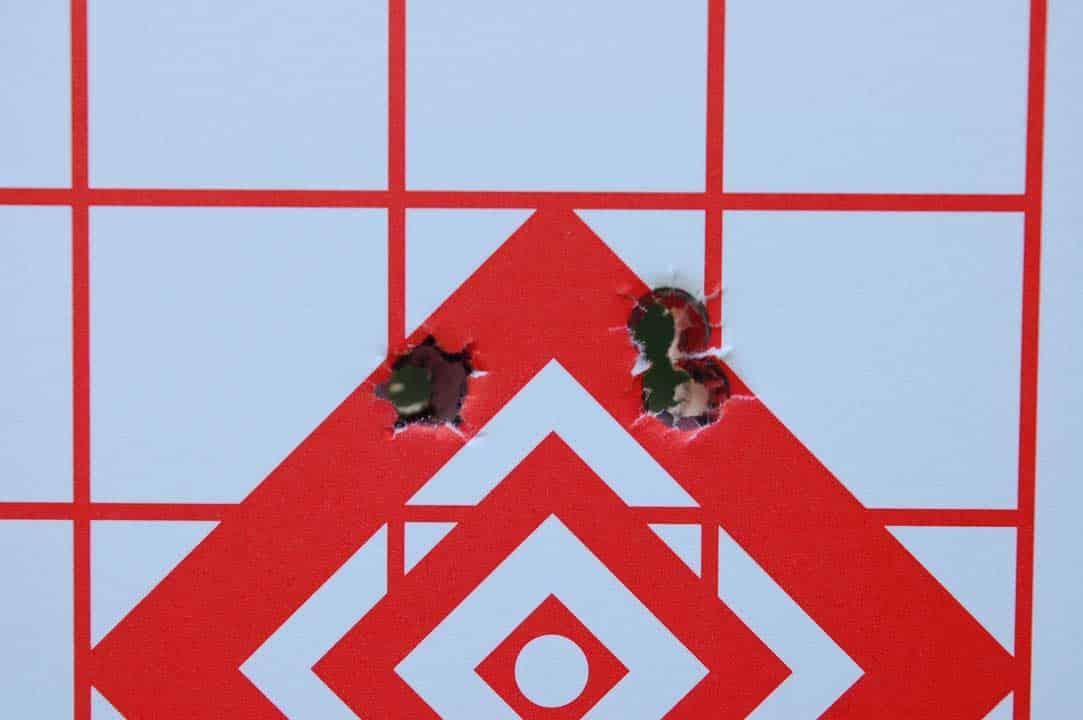 poligono di tiro-target