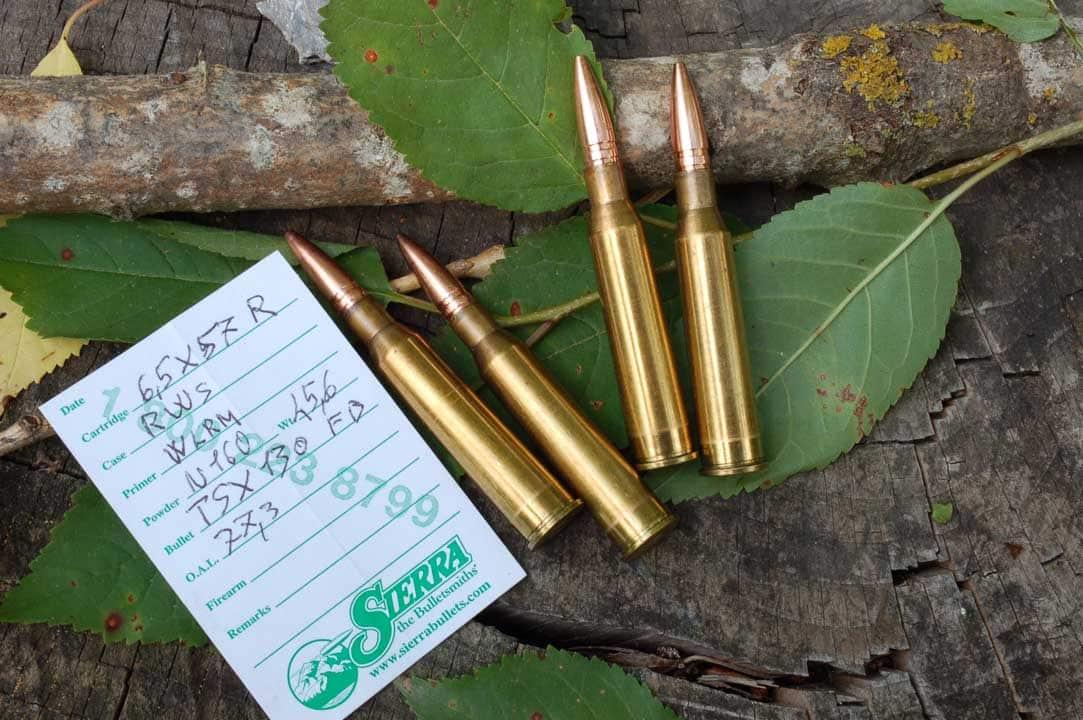 ricarica munizioni rws