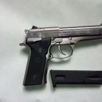 Rarissima e Bellissima Beretta 98 STEEL1 (tutta acciaio) Vendo