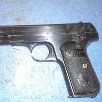 Colt Pocket Automatic Calibro 32 - PISTOLA DA COLLEZIONE