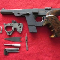 WALTHER GSP CAL 32 S&W